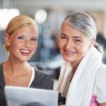 Advising senior client